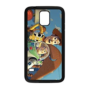 Samsung Galaxy S5 Cell Phone Case Black Toy Story 001 YE3446483