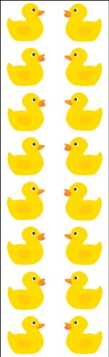 Mrs. Grossman's Stickers-Rubber Ducks
