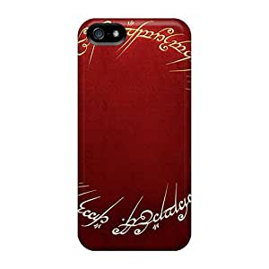 Case Cover Lord Of The Rings/ Fashionable Case For Iphone 5/5s