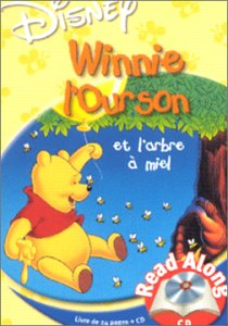 Winnie L Ourson Et L Arbre A Miel Livre Cd Amazon