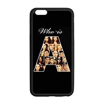huge selection of ddffe e41ee Mobile phone case, Pretty Little Liars iPhone 6S Cover: Amazon.co.uk ...