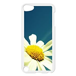 Specialdiy Generic cell phone case cover For Ipod Touch 5 case cover Blooming Sunflower Pattern 55L5lJIvVAN