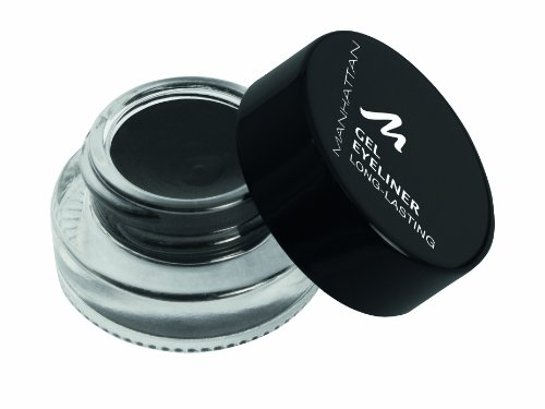 Manhattan Gel Eyeliner 1010N 1er Pack (1 x 3 g)