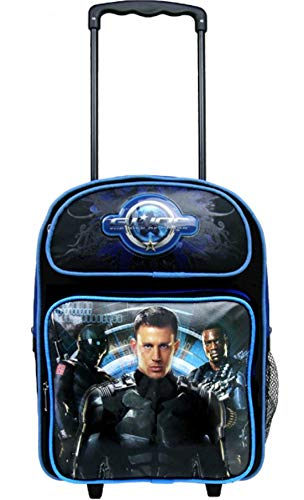 - G.I. Joe Large Rolling Backpack #37672