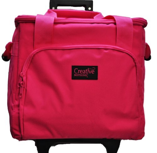 XL Serger Trolley Pink by Creative Notions