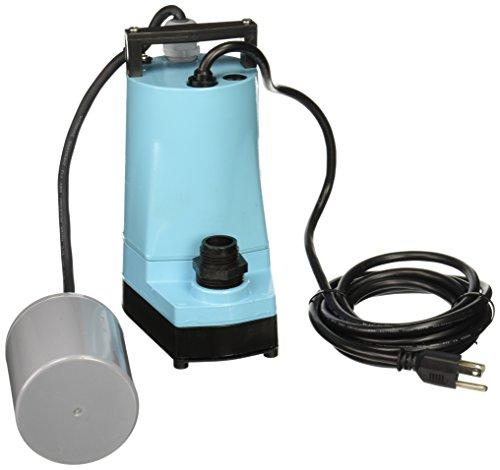 Little Giant 505400 5-ASP-FS 115 Volts 1200 GPH Automatic Submersible Utility Pump
