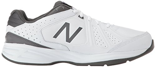 Shoe Comfort Training New Casual Balance Men's Grey White mx409v3 4UwwqOZBY