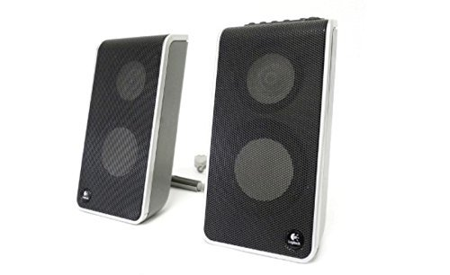 Logitech V20 USB Powered Notebook Speakers  S-0155A
