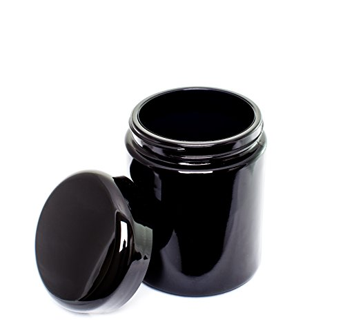 small air tight glass containers - 2