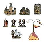 Department 56 Harry Potter Lighted Village Bundle 7