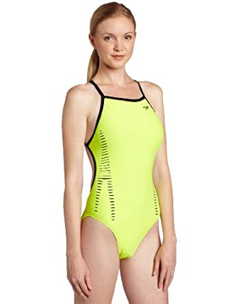 Amazon.com : Speedo Women's Flipturns Extreme Back Laser