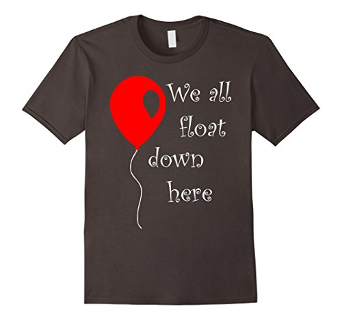 Mens IT is Halloween Costume Red Balloon You'll Float Too T Shirt Medium (Do It Yourself Halloween Costumes For Men)