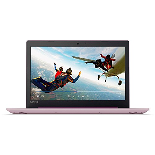 2018 Flagship Lenovo IdeaPad 320 15.6″ HD Laptop – AMD Dual-Core A9-9420 3.0GHz 8GB DDR4 1TB HDD AMD Radeon R5 DVDRW 802.11ac HDMI Bluetooth Webcam 4 in 1 card reader USB 3.0 Win 10 – plum purple