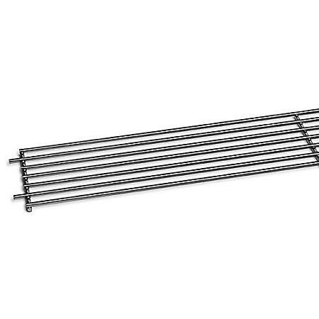 RCK Sales Gas Grill Chrome Upper Warming Rack fits Weber Spirit A Two Burner Grill 23 7/8