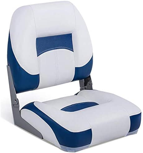 2 Seats NORTHCAPTAIN S1 Deluxe High Back Folding Boat Seat
