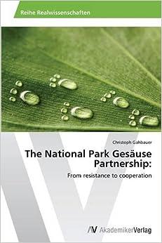 The National Park Gesäuse Partnership