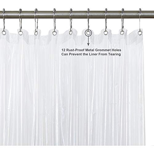 downluxe Kids Shower Curtain Set - Waterproof Curtains for Bathroom by downluxe (Image #3)