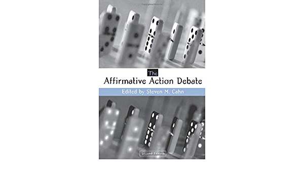 The Affirmative Action Debate: Amazon.es: Cahn, Steven M ...