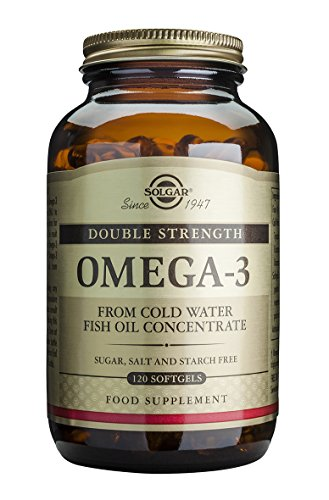 Solgar Double Strength Omega 3 Supplement product image