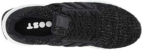 adidas Men's Ultraboost, Black/White, 4 M US by adidas (Image #11)