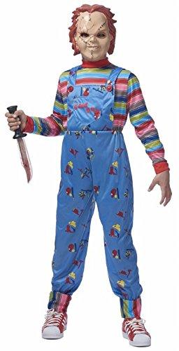 Chucky Kids Costume -