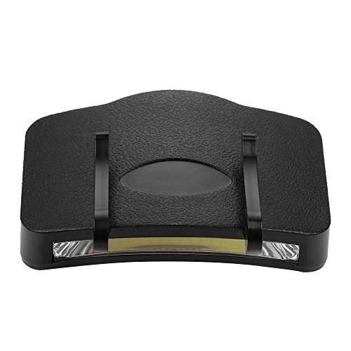 Visor Ball Cap - Clip On Cap Light Sunsbell LED Cap Light COB Cap Visor Light Battery Powered Headlamp