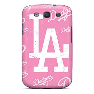 Pretty RGv4584cupq Galaxy S3 Case Cover/ Los Angeles Dodgers Series High Quality Case