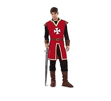Disfraz de Marqués de Malta para hombre talla M-L: Amazon.es ...