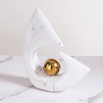 Decoresd das Wohnzimmer Dekoration Handwerk marmor keramik Kreative ...
