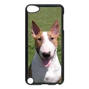 lintao diy Custom Bull Terrier Dog Hard Case Clip on Back Cover for Ipod touch5