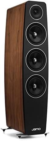Jamo C109 Walnut Ea. Floorstanding Speaker