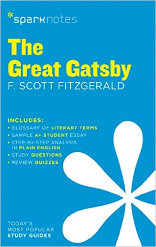 great gatsby by f scott fitzgerald the sparknotes literature