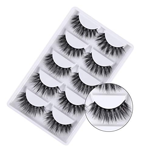 3D False Eyelashes 3D