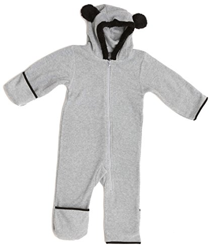 Baby Boy Fleece Pram - 1