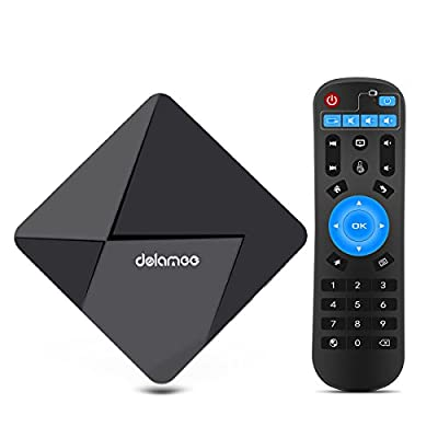 DOLAMEE D5 Android Smart Box RK3229 Quad-core CPU with 1GB DDR3 RAM 8GB ROM Support 4K Ultra HD H.265 DLNA Miracast Airplay from VRSTAR