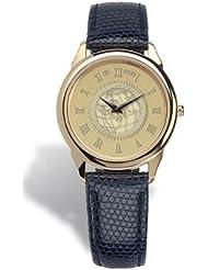 US Military Academy - Men's 18K Gold 5M Watch Black