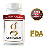 Gain Weight Fast w Appetite Booster Stimulates