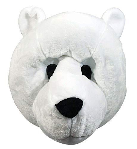 polar bear mask - 3