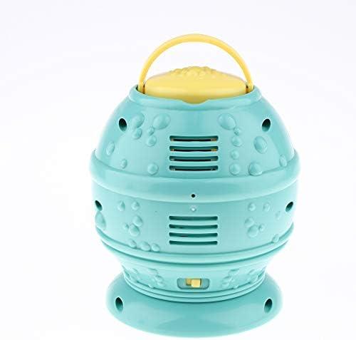 Tachiuwa 屋内屋外のおもちゃのための泡を作る子供の泡機械泡送風機