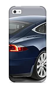 Iphone Protective Case High Quality For Iphone 5c Tesla Model S 9 Skin Case Cover