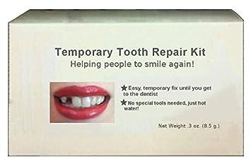 Amazon temporary tooth repair kit temp dental fix missing for temporary tooth repair kit temp dental fix missing for 30 teeth triple solutioingenieria Choice Image