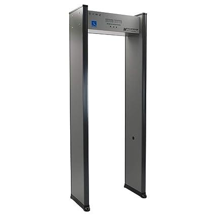 PrimeMatik - Arco de seguridad detector de metales de una zona