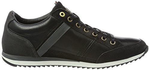 Schwarz Homme Pantofola d'Oro Matera Uomo Low Baskets Black PvY1qCv