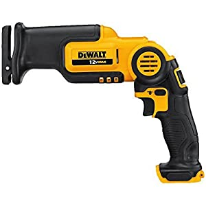 DEWALT DCS310B 12V MAX Pivot Reciprocating Saw Baretool