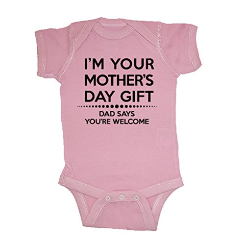 Funny Mother's Day Baby Onesie