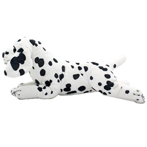TAGLN Stuffed Animals Dog Toys Dalmatian Groveling Beagle Rottweiler King Charles Plush Pillows 19 Inch (Dalmatian)]()