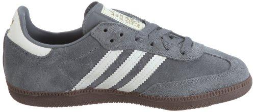 Grau Unisex Samba M mlead Adidas Adult chalk2 Schoenen CwUfC8q