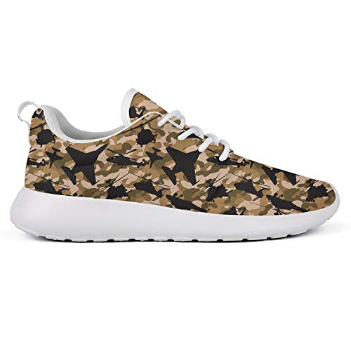 Airforce Women Multicam Camo Sports Shoes