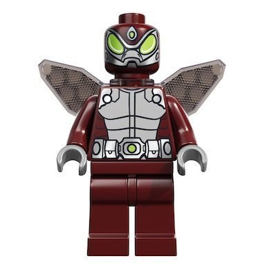 LEGO Superheroes: Beetle Minifigure (Marvel Spiderman), used for sale  Delivered anywhere in USA