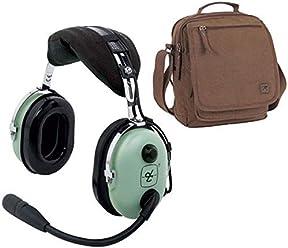 45106c3b403 David Clark H10-13S Stereo Headset   Headset Bag Combo